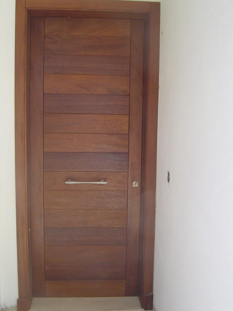 carpinteria exterior madera