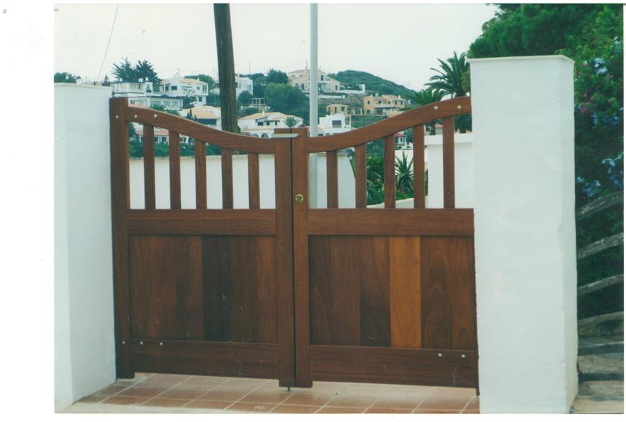 ccarpinteria exterior madera