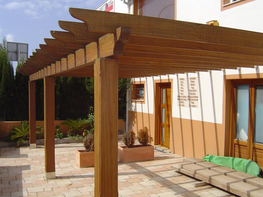 Galeria carpinteria exterior carpinteria toyo - Carpinteria exterior ...