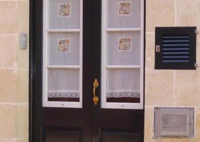 puertas de exterior madera