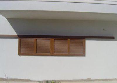 OPORTUNIDAD PIEZAS DE CARPINTERIA PVC ROBLE