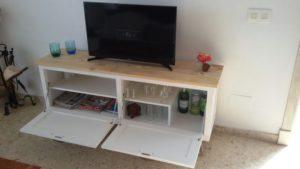mueble tv menorca