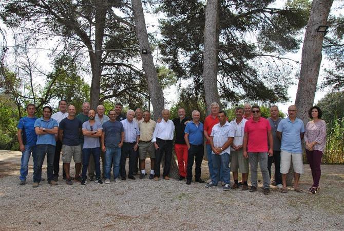 40 aniversario de la Asociación de Empresas de Carpintería, Ebanistería y Afines de Menorca