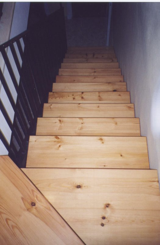 escalera menorca