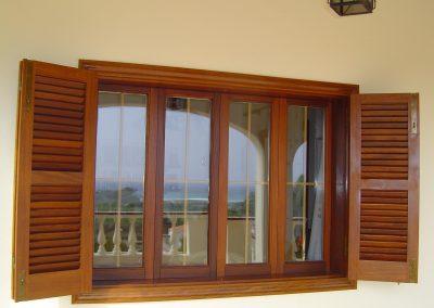 persiana madera mallorquina