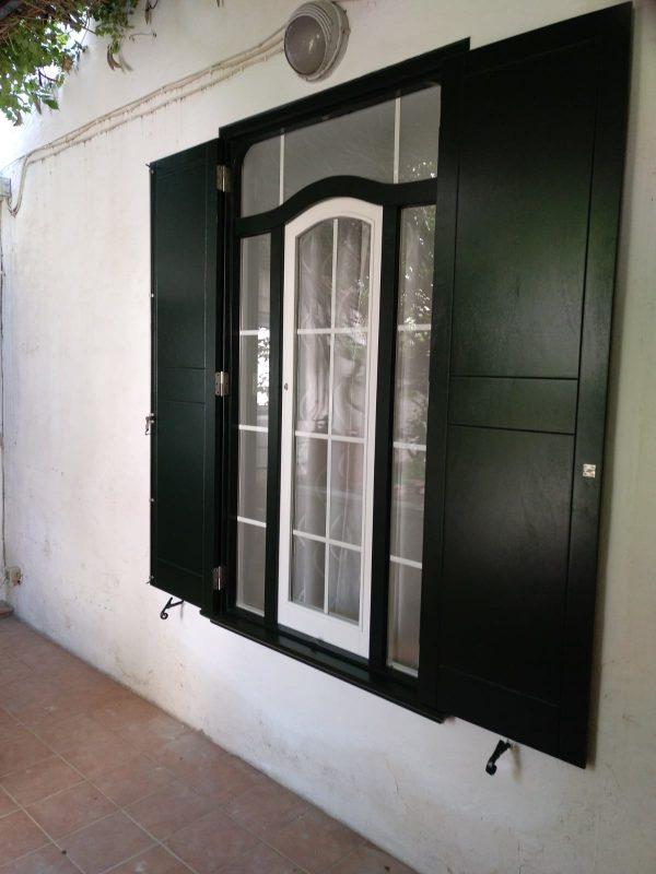 ventana madera